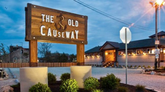 The Old Causeway Steak & Oyster House