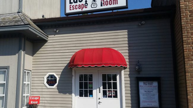 East Coast Escape Room LLC